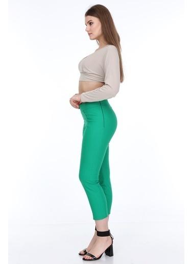 Islander Pantolon Yeşil